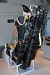 Martin Baker ejector seat , Intrepid Sea, Air and Space Museum, New York. (46544077551).jpg