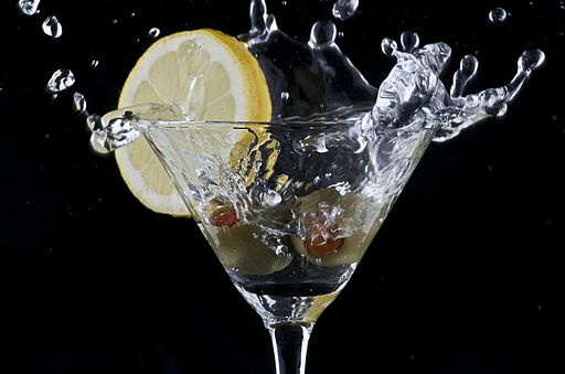Martini Splash