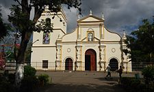 Masaya church in the Central Park.jpg