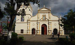 Masaya Municipality in Masaya Department, Nicaragua