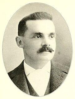 Max C. Starkloff St. Louis Health Commissioner during the 1918-1920 flu pandemic