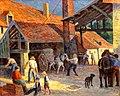 Maximilien LUCE, La Briqueterie, vers 1908, Giverny, musée des Impressionistes, MDIG 2011.1.1.JPG