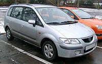 Mazda Premacy front 20071227.jpg