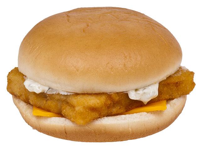 image of filet o fish
