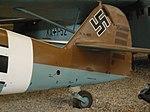 Me 107 F tail (2299365393).jpg