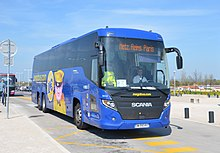 Megabus europe wikipedia - Bus toulouse barcelona ...
