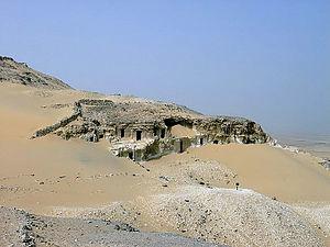 Meir, Egypt - Meir tombs, group A