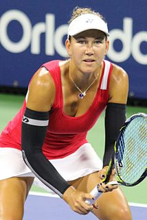 Nicole Melichar American tennis player