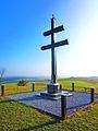 Memorial 39 45 mont st pierre Villers Stoncourt.JPG