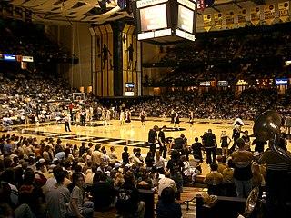 Memorial Gymnasium (Vanderbilt University) Basketball arena at Vanderbilt University