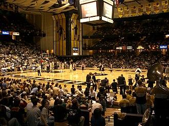 Memorial Gymnasium (Vanderbilt University) - Image: Memorial Gymnasium Vanderbilt