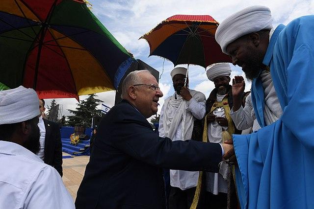 В Израиль прибыла группа из 85 новых репатриантов из Эфиопии
