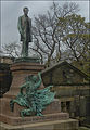 Memorial to Scottish-American Soldiers of the American Civil War, Calton Hill Cemetery, Edinburgh (6346003651).jpg