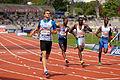 Men 100 m French Athletics Championships 2013 t153315.jpg