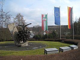 Fall of the Berlin Wall Memorial