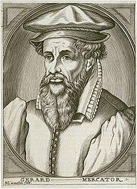 Gerardus Mercator (eredeti nevén Gheert Cremer)