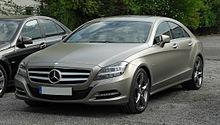 Mercedes Benz Cls Class Wikipedia