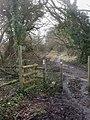 Merritown, stile - geograph.org.uk - 1154133.jpg