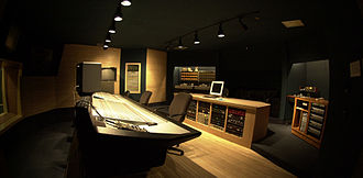Metalworks Studios - Image: Metalworks Studio 2 Control Room with SSL 4080 G+ Console