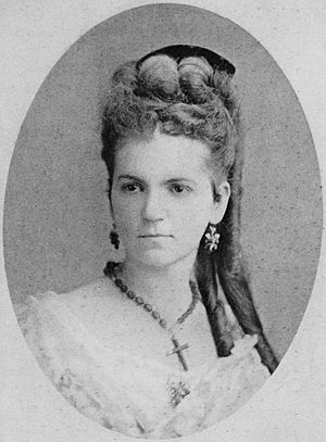 Eliza Frances Andrews - Image: Metta Andrews 1872
