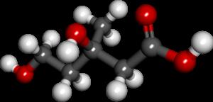 Mevalonic acid - Image: Mevalonic acid 2