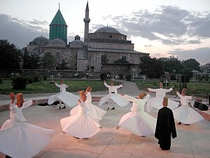Konya - Established in 1273, the Sufi Mevlevi Order and its Whirling Dervishes are among the renowned symbols of Konya and Turkey.