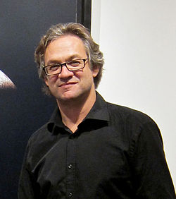 Headshot of Michael Benson, artist, writer, filmmaker