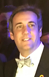 Michael Cohen (lawyer) - Wikipedia