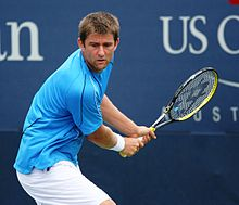 Michael Kohlmann at the 2010 US Open 02.jpg