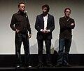 Michael Winterbottom, Steve Coogan, and Rob Brydon-14Sept2005.jpg