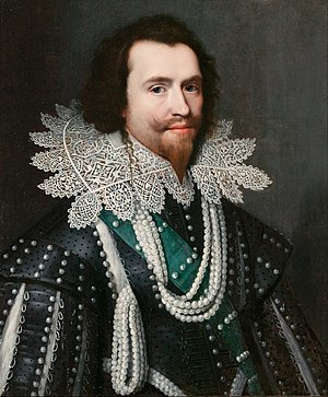 Michiel Jansz. van Mierevelt - George Villiers, Duke of Buckingham
