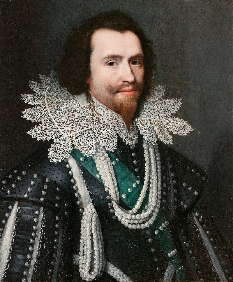 Michiel J. van Miereveld - George Villiers, Duke of Buckingham - Google Art Project
