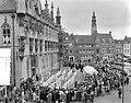 Middelburg, serenade voor stadhuis, Bestanddeelnr 906-5284.jpg