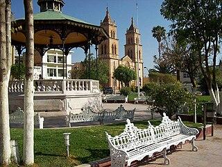 Miguel Auza Municipality Municipality in Zacatecas, Mexico