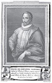 Miguel de Cervantes - Wikipedia