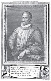 Книга мигель де сервантес краткая биография