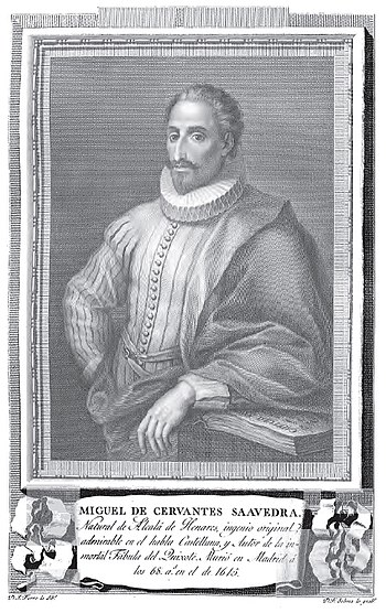 Miguel de Cervantes Saavedra 01