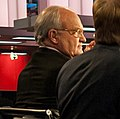 """Mike Barnicle Flickr - Official U.S. Navy Imagery - The SECNAV interviews with MSNBC broadcast journalists on the set of the weekday morning talk show """"Morning Joe"""" in New York..jpg"""
