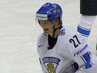 Mikko Jokela Finnish ice hockey player