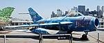 "Mikoyan-Gurevich MiG-17F ""Fresco C"", Intrepid Sea, Air and Space Museum, New York. (45852603294).jpg"