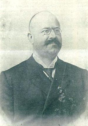 Croatian parliamentary election, 1913 - Image: Mile Starčevič