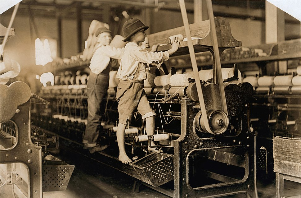 Mill Children in Macon 2