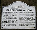 Millennium plaque, Ashleworth - geograph.org.uk - 940501.jpg