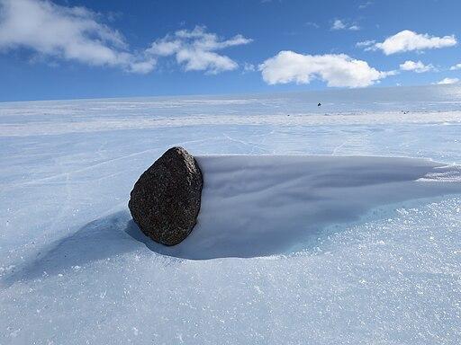 Miller Range, Antarctica - Meteorite (2)