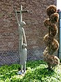 Milsbeek, kerkhof, grafkruis.JPG