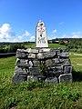Milstolpe från 1773 vid länsväg Y 908 söder om Sidensjö kyrka, Örnsköldsvik (03).jpg
