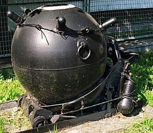 Polish Naval mine