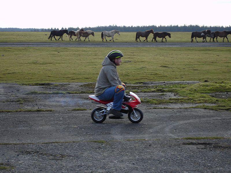 Minibike DUI