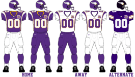Minnesota Vikings 2010 Uniforms.png