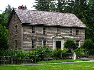 Mission House (Stockbridge, Massachusetts) - Image: Mission House (Stockbridge, Massachusetts)